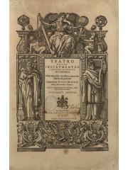 Teatro de los instrumentos y figuras matematicas y mecanicas …, 1602