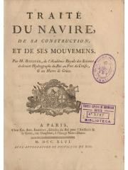 Traité du navire, 1746