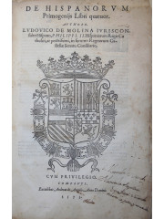De Hispanorum primogeniis, 1573