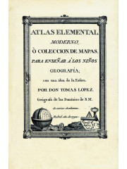 Atlas elemental moderno, 1792