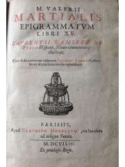 Epigrammatum libri XV, 1607