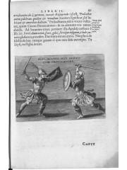 Saturnalium sermonum libri duo, qui de gladiatoribus, 1604