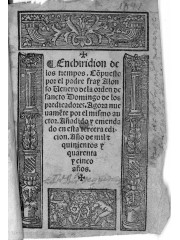 Enchiridion de los tiempos, 1545