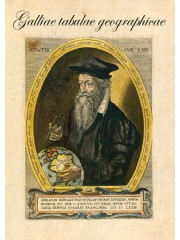 Galliae tabulae geographicae, 1585-1589