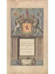 Theatrum orbis terrarum, 1654
