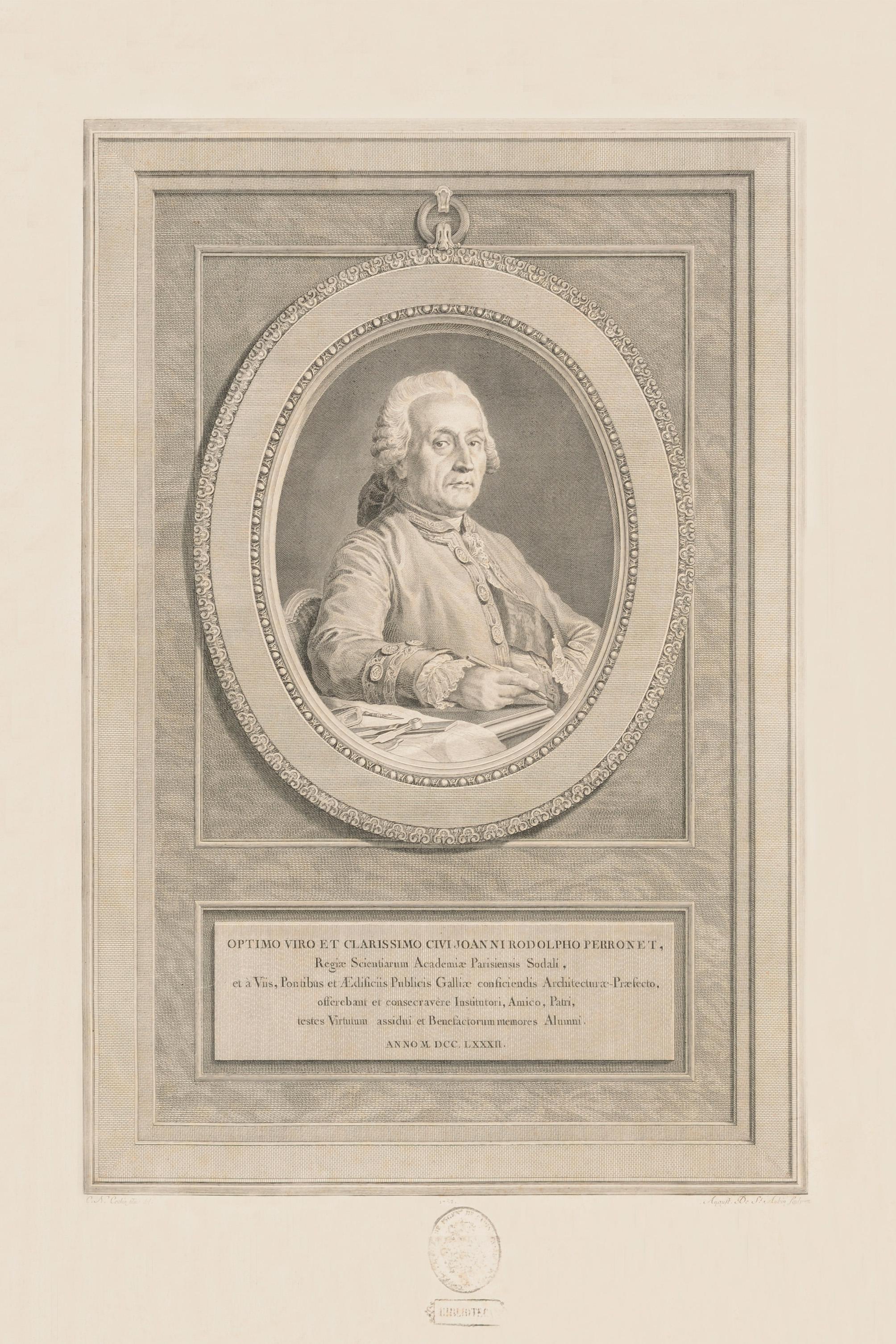 Description des projets et de la construction des ponts... 1788